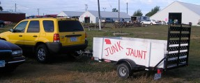 Nebraska's Junk Junk Always the last weekend in September