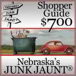 Nebraska's JUNK JAUNT® Shopper Guide 2015